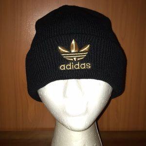 Adidas Originals Trefoil Beanie (GOLD)